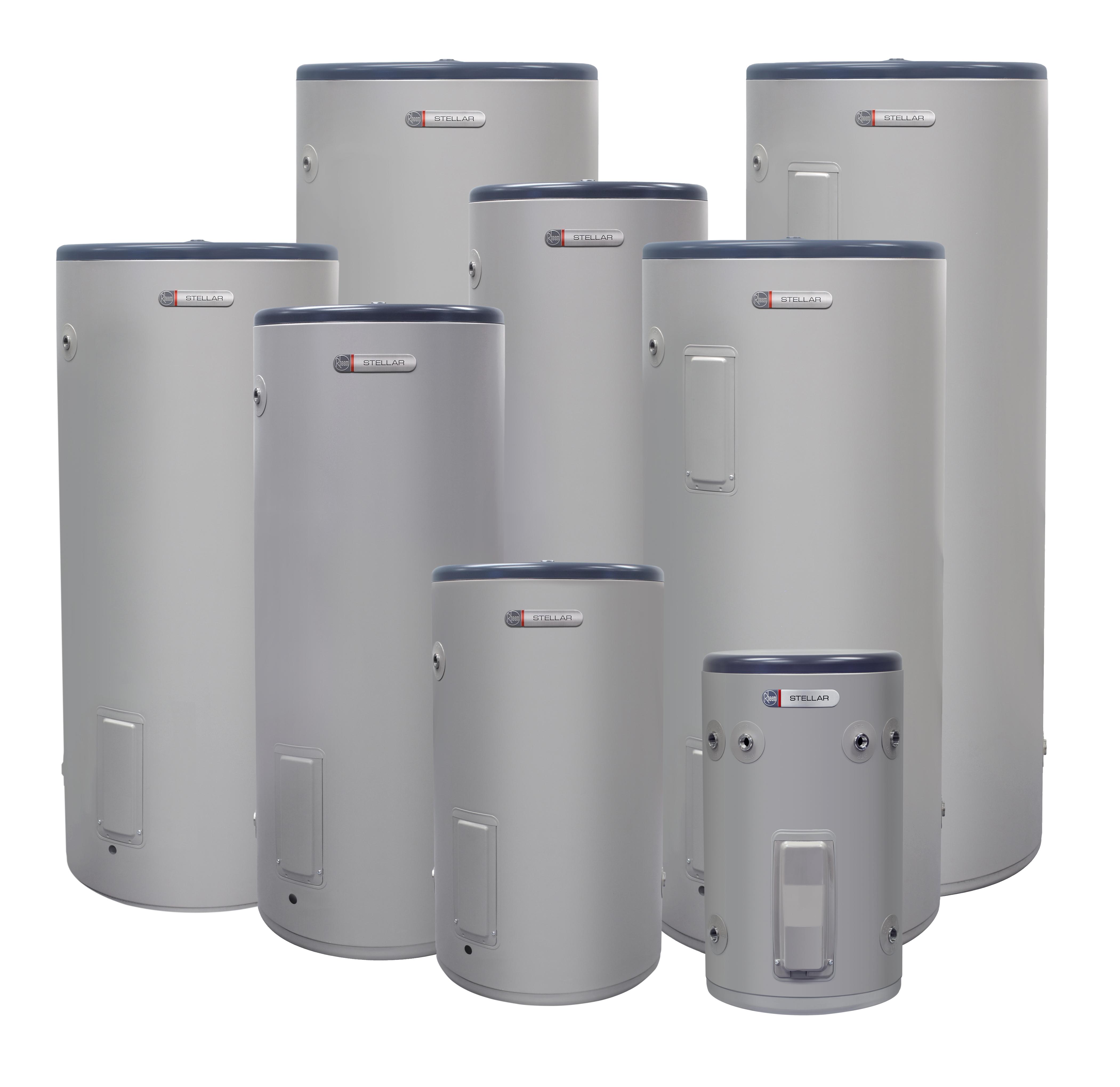 Rheem hot water heater dating