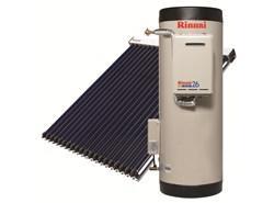 Rinnai Prestige Evacuated Tube Solar Hot Water System