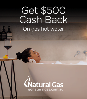 Switch to Natural Gas and get $500 Cashback